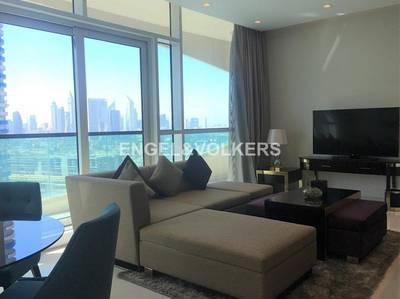 2 Bedroom Apartment for Rent in Downtown Dubai, Dubai - Largest type
