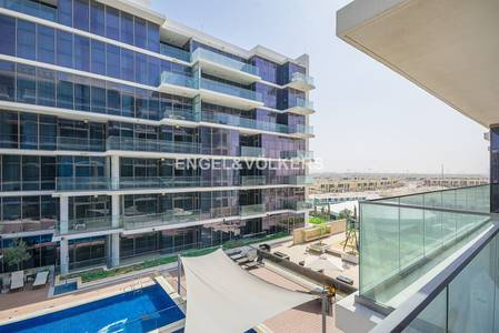 2 Bedroom Apartment for Sale in DAMAC Hills (Akoya by DAMAC), Dubai - Furnished | Golf View | Vacant on Transfer