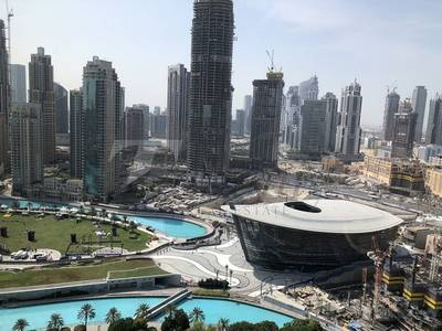 1 Bedroom Flat for Sale in Downtown Dubai, Dubai - Opera View Fully Furnished Burj Khalifa