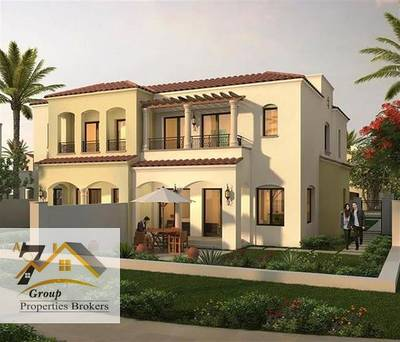 3 Bedroom Townhouse for Sale in Arabian Ranches, Dubai - 3BR Plus maids Post Handover for 5 years Starting from 1.37 Million. NO Commission