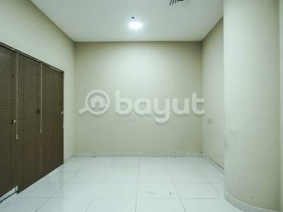 Office for Rent in Bur Dubai, Dubai - Spacious Office with Free Utilities near Oud Metha Metro Station