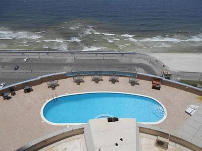 2 Bedroom Flat for Sale in Corniche Ajman, Ajman - 2 BHK FOR SALE - AED 800,000. 00/- CORNICHE TOWER AJMAN FULL SEE VIEW
