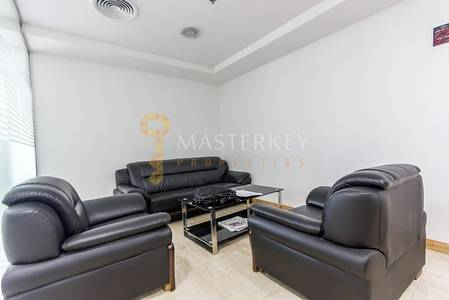 Office for Rent in Jumeirah Lake Towers (JLT), Dubai - Best Price and Close to Metro Station Offer