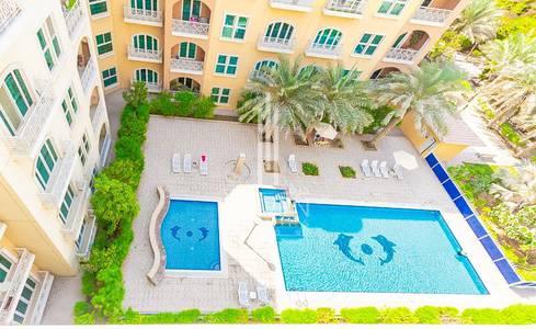 2 Bedroom Apartment for Sale in Dubai Investment Park (DIP), Dubai - Spacious 2BR + M I Pool View I High Floor