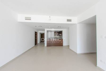 1 Bedroom Flat for Rent in Al Reem Island, Abu Dhabi - Low Floor Vacant 1BR Apartment in Gate Tower