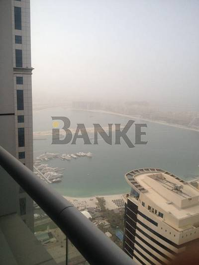 1 Bedroom Flat for Rent in Dubai Marina, Dubai - Sea View: The Torch 1 BR | 75k in 4 Cheques Dubai Marina