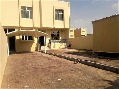 6 Bedroom Villa for Rent in Khalifa City A, Abu Dhabi - Pvt entrnce 6+M villa|Driver Room|Garden