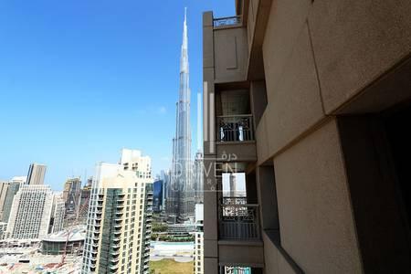 شقة 1 غرفة نوم للبيع في وسط مدينة دبي، دبي - Spacious 1 BR Apartment l Best Location