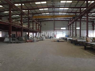 Warehouse for Rent in Dubai Investment Park (DIP), Dubai - Large warehouse / factory in DIP for 1.8M!
