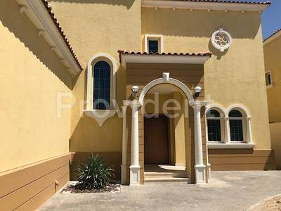 3 Bedroom Villa for Rent in Jumeirah Park, Dubai - 3BR Legacy small with landscaped garden