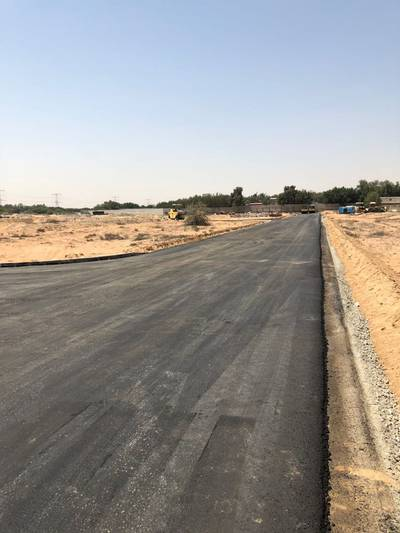 Plot for Sale in Al Ittihad Village, Ajman - Own Your Residential Land In Good Area In Ajman For 199 Thousand Only , Freehold G 2