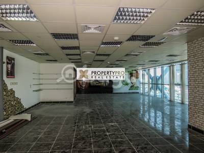 Spacious office in JLT near Metro Station