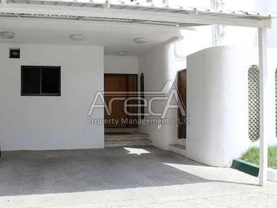 4 Bedroom Villa for Rent in Al Karamah, Abu Dhabi - Sublime 4 Bed Villa Shared Facilities! Al Karamah Area