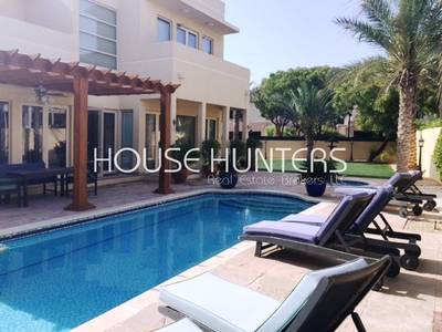 5 Bedroom Villa for Sale in Arabian Ranches, Dubai - Outstanding Villa in Saheel