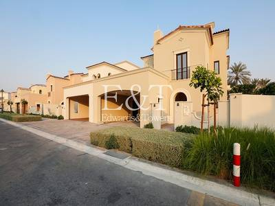 4 Bedroom Villa for Rent in Arabian Ranches 2, Dubai - 4 BR SingleRow White/Dark Wood Available