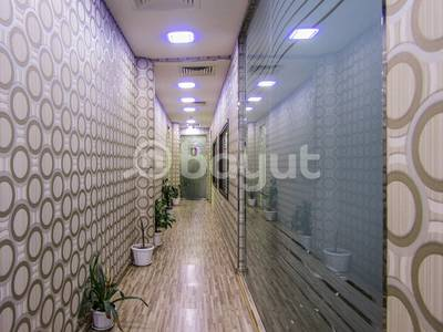 Office for Rent in Al Qusais, Dubai - Stunning Fitted Office Space in Al Qusais