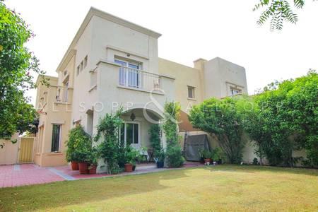 3 Bedroom Villa for Rent in The Springs, Dubai - 3 Bedrooms | Lake Views | Private Garden