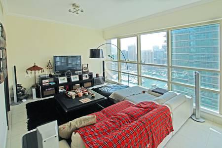 1 Bedroom Flat for Rent in Dubai Marina, Dubai - Marina View   Unfurnished   Chiller Free