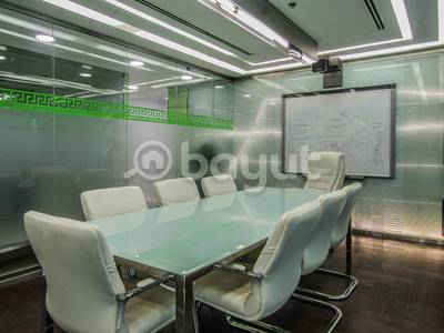 Office for Rent in Bur Dubai, Dubai - Office Space walking distance to Metro Station
