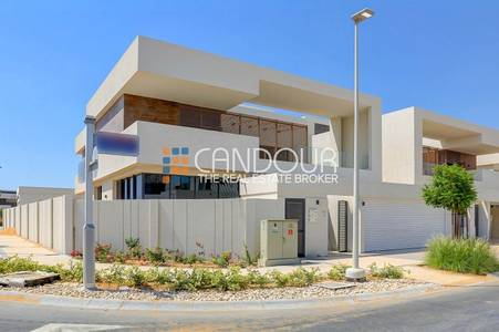 5 Bedroom Villa for Sale in Yas Island, Abu Dhabi - Best Deal | No Service Charges | Corner Plot