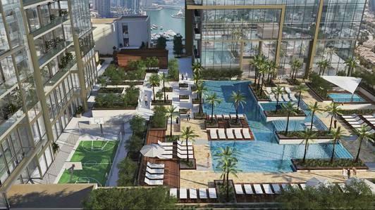 2 Bedroom Flat for Sale in Dubai Marina, Dubai - 10% Deposit l 5 Years Post Handover l Ready by 2019