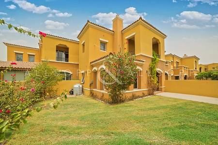 3 Bedroom Villa for Sale in Arabian Ranches, Dubai - Backs Pool and Park | Vacant On Transfer