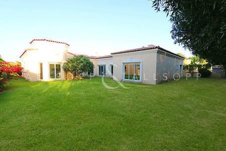 4 Bedroom Villa for Sale in Green Community, Dubai - Large Plot - Cheapest Deal in the Market