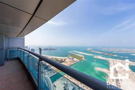 3 Bedroom Penthouse for Rent in Dubai Marina, Dubai - ECLUSIVE FURNISHED PENTHOUSE