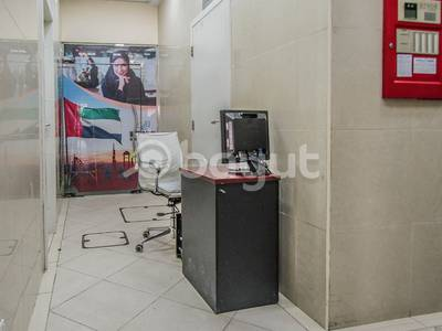 Office for Rent in Al Khabisi, Dubai - Fitted Office for cheap prices in Prime Location in Deira
