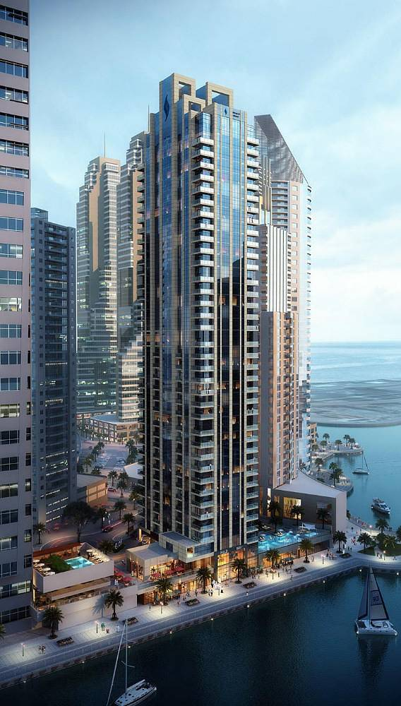 The Newest Address in Luxury Waterfront Living