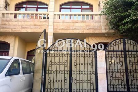 5 Bedroom Villa for Rent in Al Karamah, Abu Dhabi - 5BR  Villa + Maids for rent in AlKarama