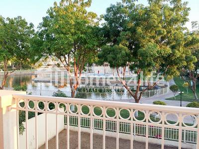 3 Bedroom Villa for Rent in The Springs, Dubai - Springs 4   Type 2 End   3 BR Plus Maids