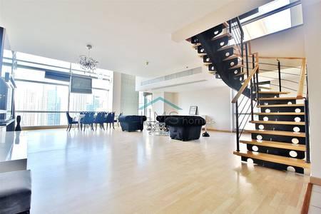4 Bedroom Flat for Sale in Dubai Marina, Dubai - Stunning 4 bedroom Duplex | La Riviera