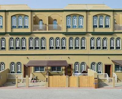 3 Bedroom Villa for Rent in Ajman Uptown, Ajman - Furniesd 3 bedroom villa available for rent in Erica 1 uptown Ajman