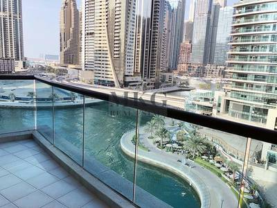 3 Bedroom Flat for Rent in Dubai Marina, Dubai - Huge 3BR| Full Marina View |Chiller Free
