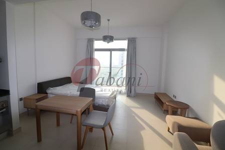Studio for Rent in Al Furjan, Dubai - Furnished Chiller Free Ready to move