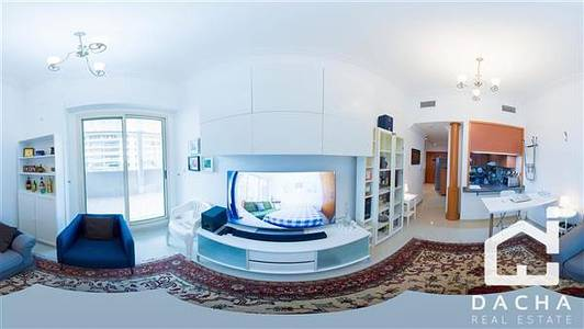 1 Bedroom Apartment for Sale in Dubai Marina, Dubai - High floor / Motivated seller