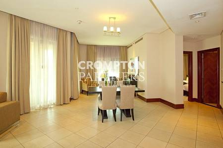2 Bedroom Apartment for Rent in Al Maqtaa, Abu Dhabi - Great Luxury Furnished and Serviced Unit