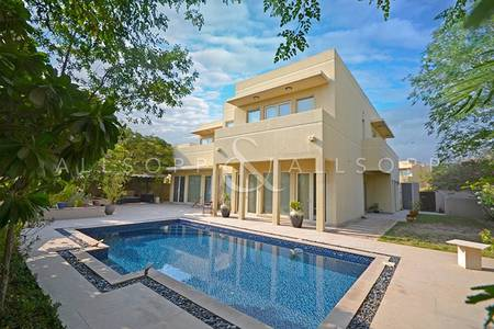 5 Bedroom Villa for Sale in Arabian Ranches, Dubai - Private Pool || Maids Room || Large Plot