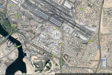 Plot for Rent in Umm Ramool, Dubai - Exclusive | Best plot in Umm Ramool | Facing the main road