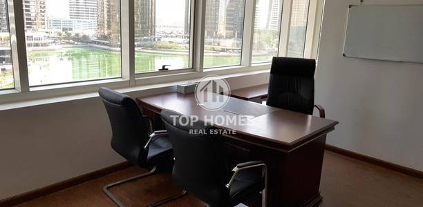 Office for Rent in Jumeirah Lake Towers (JLT), Dubai - Reduced Price | Fitted Office near JLT Metro station