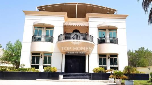 6 Bedroom Villa for Rent in Umm Al Sheif, Dubai - Grand 6 BR Villa near Mall of the Emirates