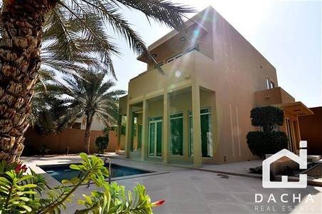 3 Bedroom Villa for Sale in Arabian Ranches, Dubai - PRIVATE! / Impeccable Type 8A / Upgraded