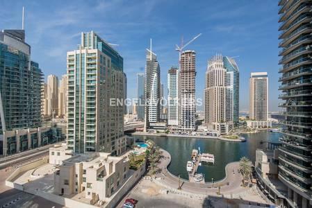 فلیٹ 2 غرفة نوم للبيع في دبي مارينا، دبي - Great Investment option in Marina|8% ROI