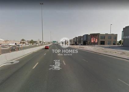 Plot for Rent in Al Barsha, Dubai - Commercial land for rent | Prime location | Barsha 2