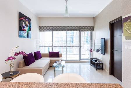 1 Bedroom Apartment for Sale in Dubai Marina, Dubai - A New Wave of Living Furnished 1BED Upgraded