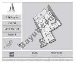 T1 1BR Unit 10 Level 6 - 23