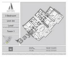 T1 3BR Unit 04 Level 5,7,9,11,13,15,17,19,21,23,25