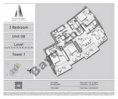 T1 3BR Unit 08 Level 4,6,8,10,12,14,16,18,20,22,24