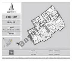 T1 3BR Unit 08 Level 5,7,9,11,13,15,17,19,21,23,25